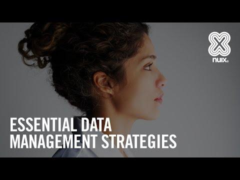 Healthy Data Management