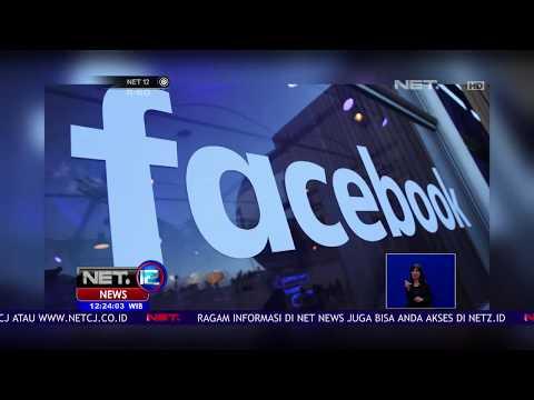 Data 1 Juta Pengguna Facebook Di Indonesia Bocor  -NET12