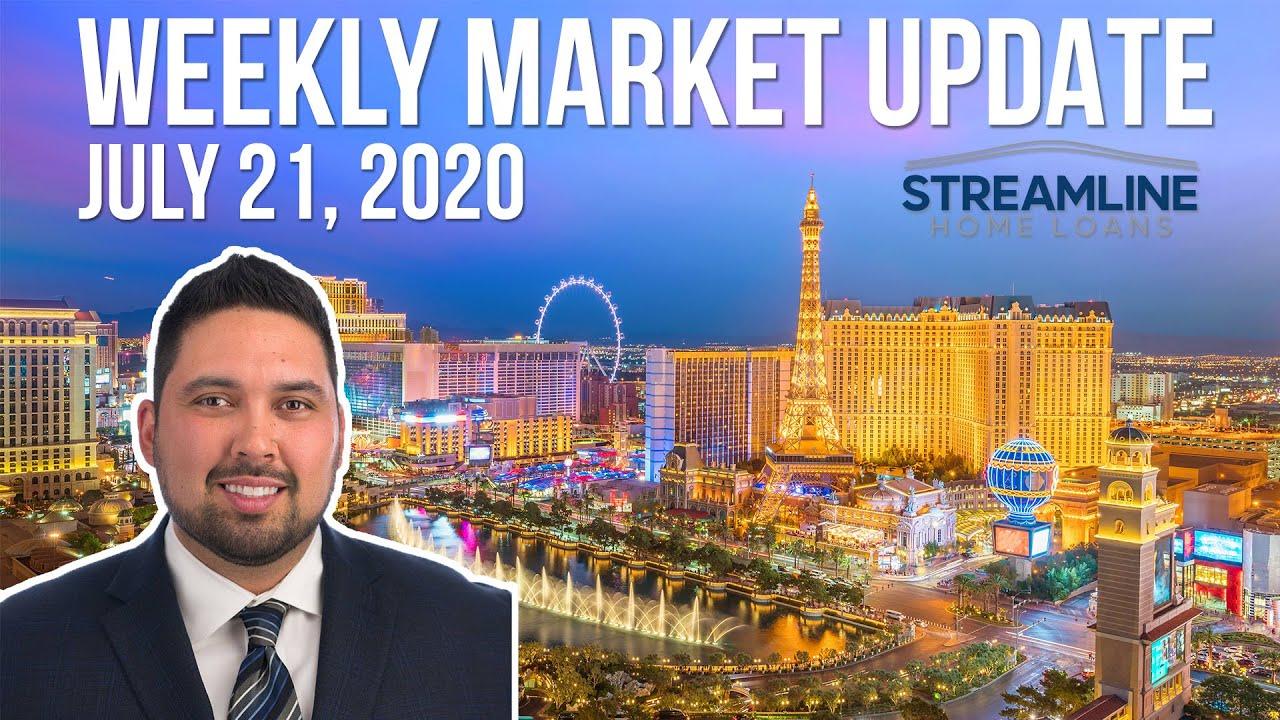 Weekly Market Update // July 21, 2020
