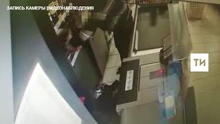 В Нижнекамском районе взломщик попытался украсть из супермаркета элитный алкоголь