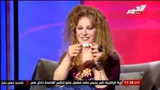 نيللي في لقاء شيق و ذكرياتها عن الفوازير