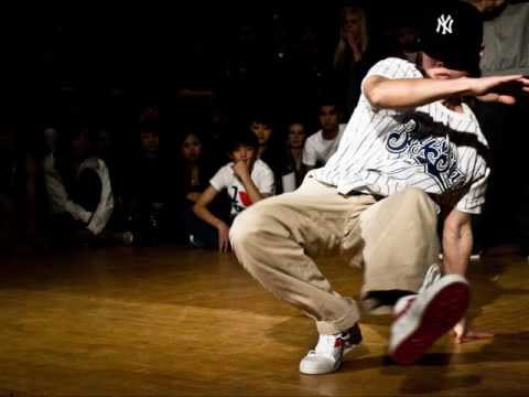 Spanish bboy mix