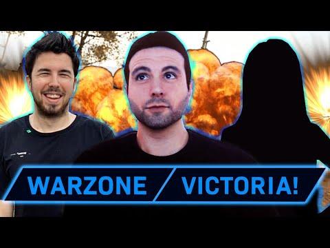 WARZONE  *WILLY, CAROL Y VEGETTA* CONSIGUIENDO VICTORIAS!