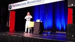Electrical Artlet at I.B.M. Convention in Jacksonville, FL, July 15, 2015