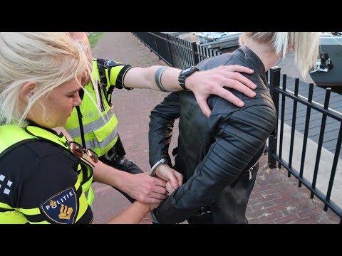 Aangehouden door de politie ?!! 😱 | Femke Meines