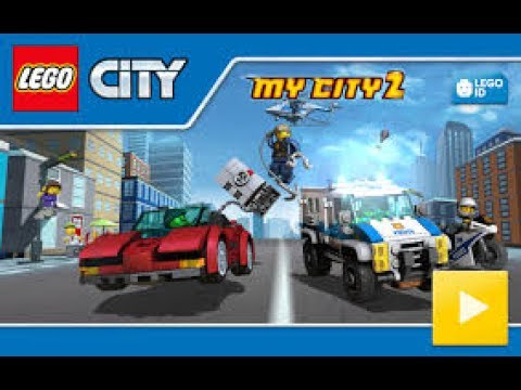 ▻ LEGO City My City 2 Gameplay on Google Play Games - YouTube