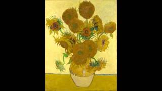 Vincent van Gogh Works with Relaxing Organ Music, Reflection and Meditation, Vol. 21