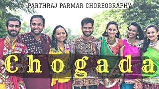 Chogada Tara | Parthraj Parmar Choreography | Loveyatri | Garba Dance