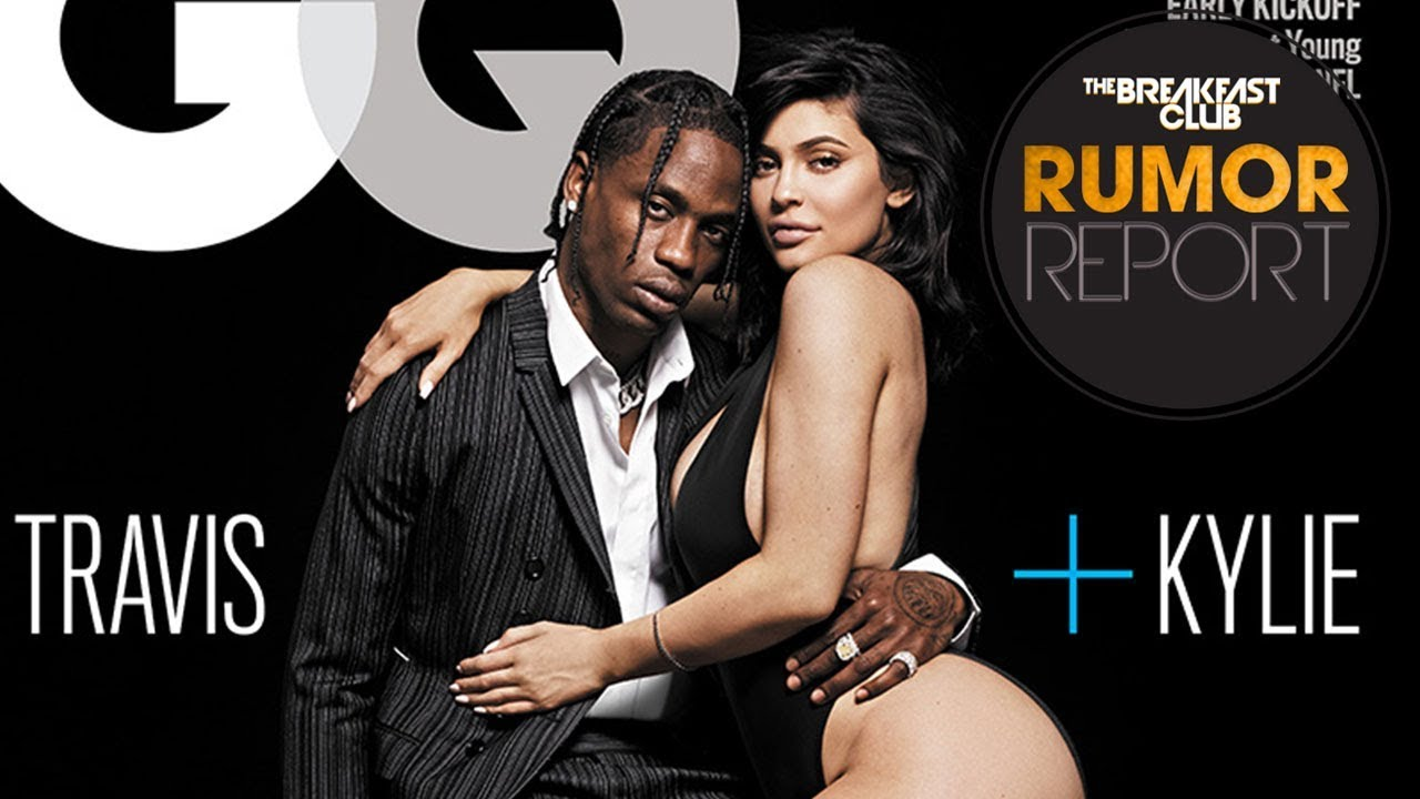 Travis Scott Takes The Kylie Jenner Quiz And Fails