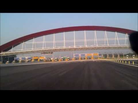 Second Penang Bridge Crossing