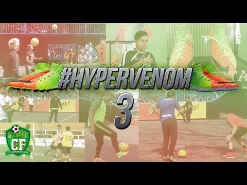 HYPERVENOM 3 - RECORTA, TIRA Y ANOTA