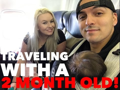 Flying with a 2 month old!