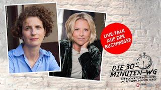 Wohin die Recherche Krimiautorinnen führt   Susanne Saygin & Elisabeth Herrmann   Die 30-Minuten-WG