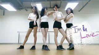Variance - I'm in love (Secret 시크릿) dance cover