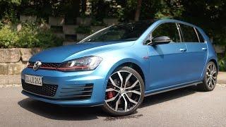 VW Golf 7 GTI Performance Erfahrungsbericht nach 1 Jahr und 20000 Kilometer