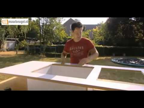 Tv lift op eigen huis en tuin september 2013 youtube for Eigen huis en tuin cast