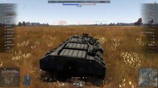 War Thunder T95 sniper shot