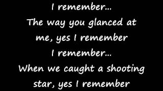 Mocca I Remember Lyrics on Screen mp4