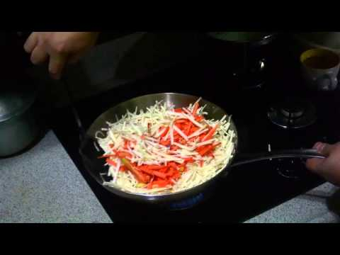 IT286 Class: How to Cook Lumpiang Ubod