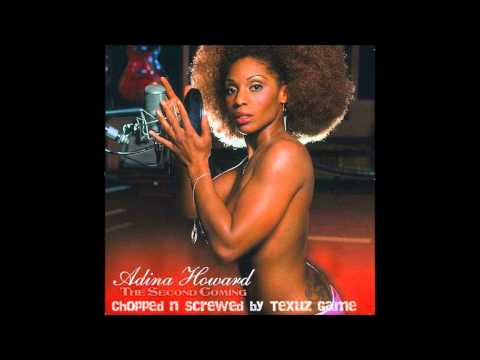 Adina Howard - Tshirt and Panties Chopped n Screwed by Texuz Game