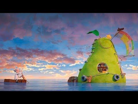 Mika et Sébastian: L'aventure de la poire géante