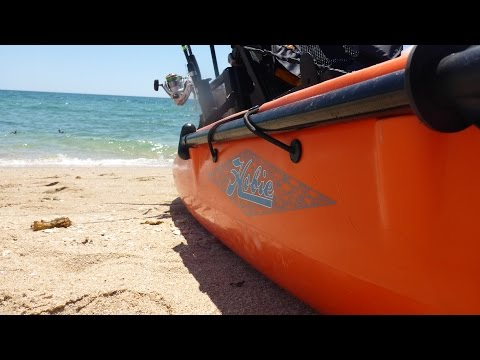 First Ocean Kayak Fishing - Puerto Penasco (Rocky Point), Mexico