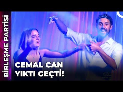 CEMAL CAN DJ PERFORMANSI   Survivor Birleşme Partisi