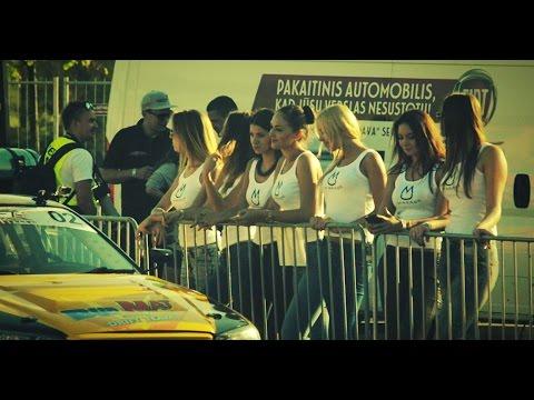 Drift Allstars - Kaunas, Lithuania 2014 - The SWEDISH INVASION