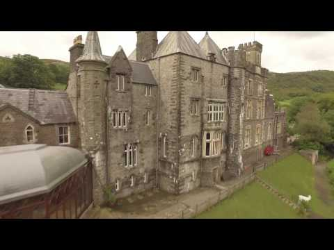 Craig Y Nos Castle Accommodation & Wedding Promo