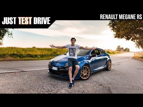 RENAULT MEGANE RS 300 cv | JUST TEST DRIVE [PROVA SU STRADA]
