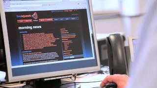 Live Squawk Promotional Video - Hannah Wood explains the benefits of using Live Squawk