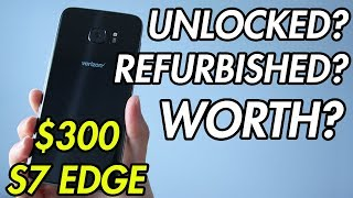 Should You Buy A Certified Refurbished S7 Edge? Shocking Benchmark Scores!