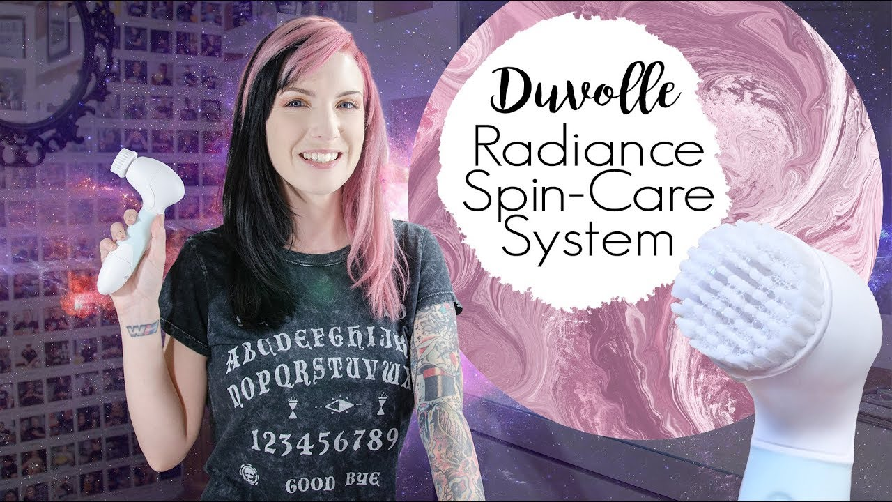 Duvolle Radiance Spin Care System