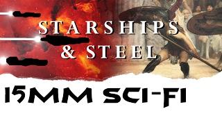Episode 15: 15mm Sci-fi & Village Blacksmith