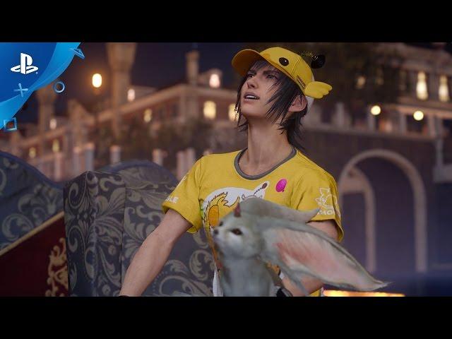 Final Fantasy XV - Moogle Chocobo Carnival Trailer | PS4