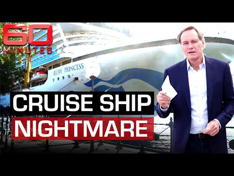 Coronavirus: The Invisible And Deadly Passenger On Cruise Mega-ships | 60 Minutes Australia