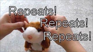 Talking Hamster Plush Toy | Aliexpress Review screenshot 4