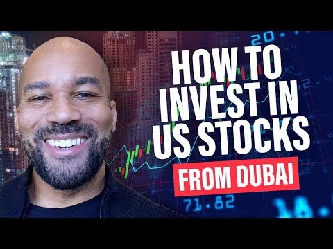 How to invest in US stocks from Dubai