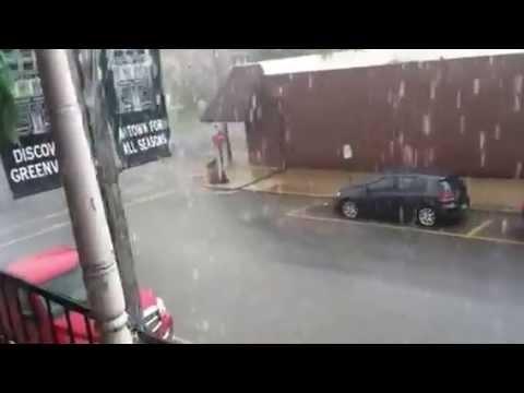 Hail Storm Greenville IL