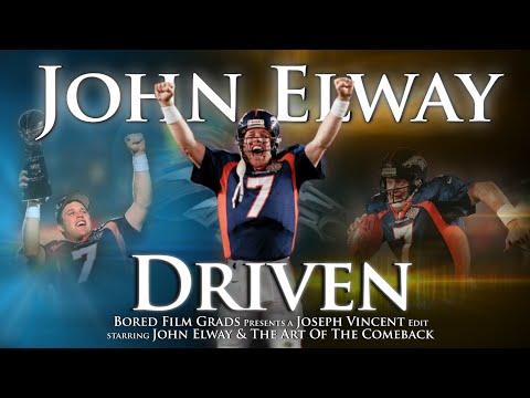 John Elway - Driven