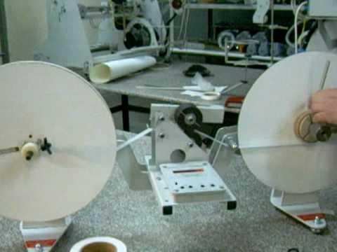 видео: Устройство мерной перемотки лент УМПЛ-20 (ручной)