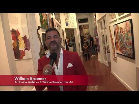 Art Fusion Galleries At Wynwood Presents October Gallery Night.