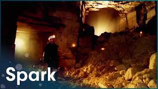 How Did Brunel Build The Box Tunnel? | Men of Iron (Engineering Documentary) | Spark
