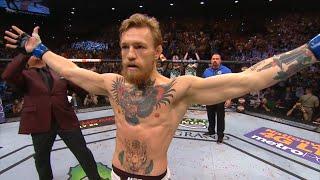 McGregor Vs. Mendes | Best Moments