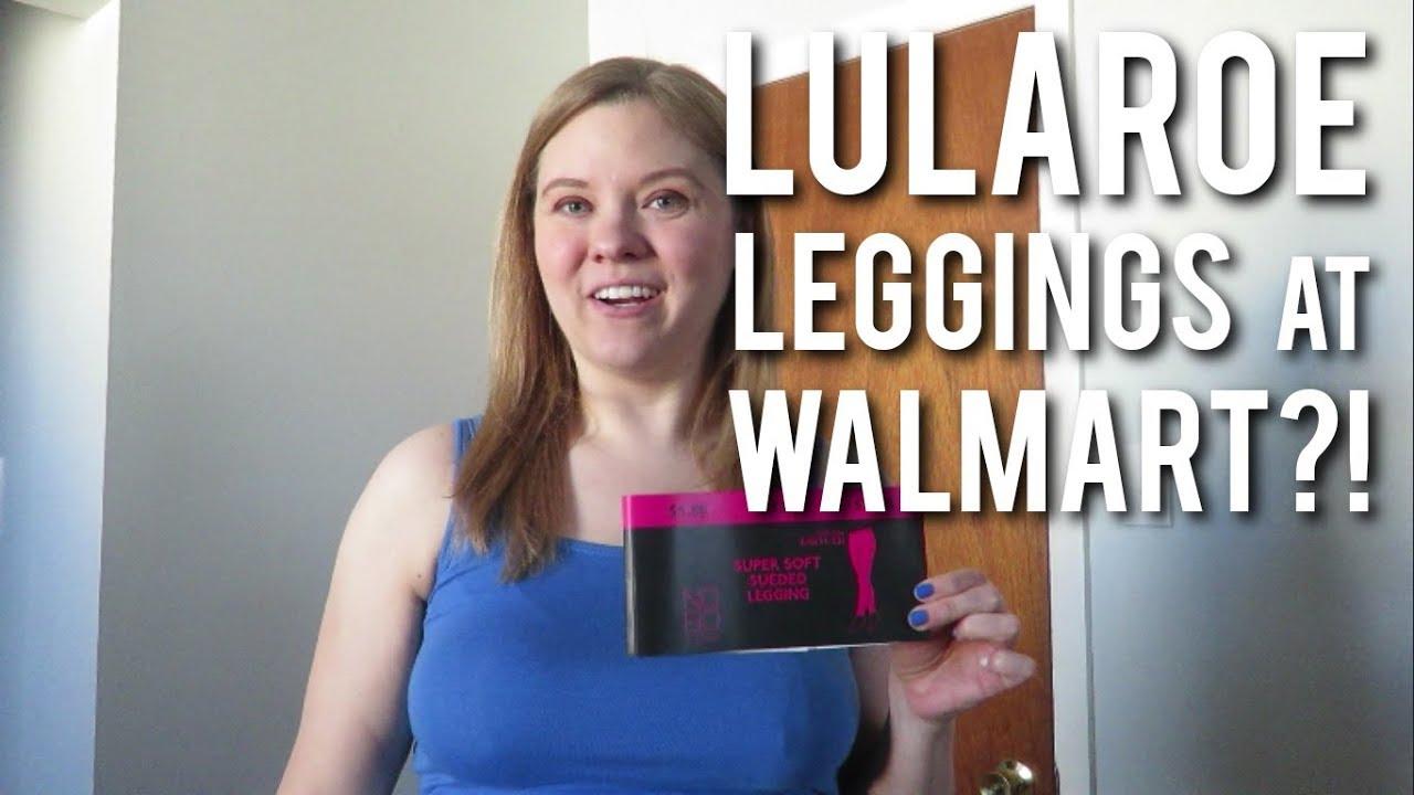 1fb5e25a9e72b WALMART LEGGINGS REVIEW | LuLaRoe Butter Leggings Dupe?! - YouTube