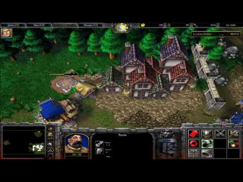 Warcraft 3: Reign of Chaos/La marche du fléau + interlude #7 french