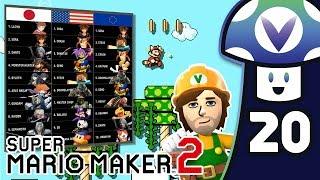 [Vinesauce] Vinny - Super Mario Maker 2 (PART 20)