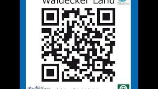 QR Codes informieren Besucher in Waldeck Frankenberg