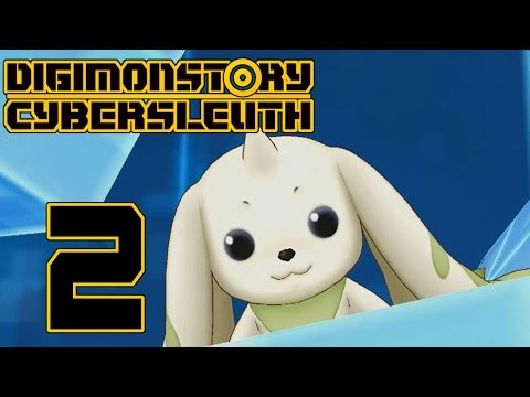 Digimon Story Cyber Sleuth (PS4)[Blind] Part 2 (I Choose You)