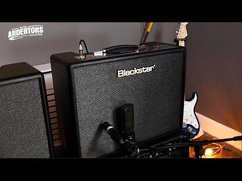 Blackstar Artist Amps - Old School Guitar Tones!
